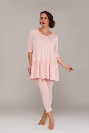 ANAHI THRILLED DRESS ROSA